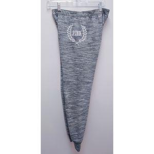 Pink Victoria's Secret Sweat pants Size M